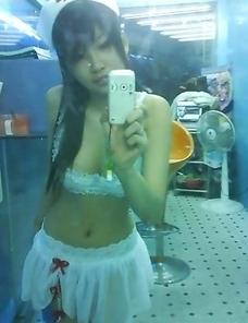 Nice gallery of kinky cutie amateur Oriental babes