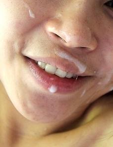 Hairy Thai amateur seduced and fucked