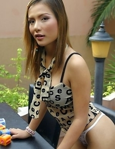 Vanessa Wang will make sure that everything gets hard and firm, so sit back and enjoys watching her stripping.